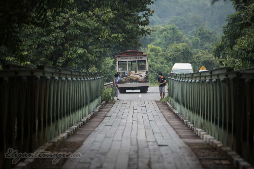 Gunung Mulu National Park-Shuttle to Park gates