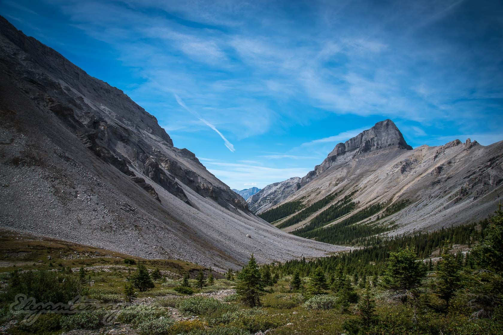 North Buller Pass | Kananaskis|Smith-Dorrien/Spray Lakes Area