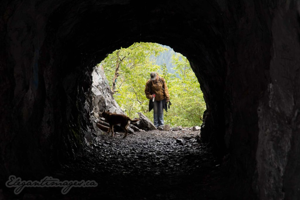 Vault hike kananaskis- Mount McGillivray cave by Heart Creek