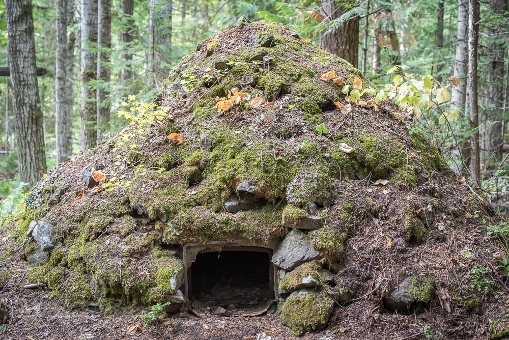 stone oven near likely bc