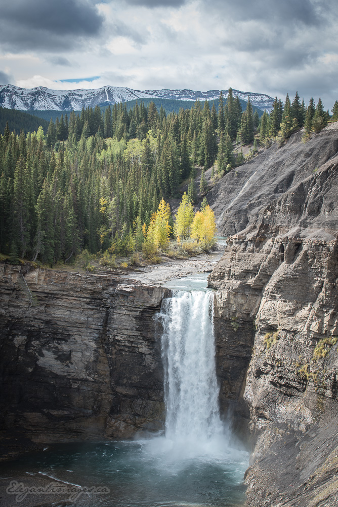 Ram falls in fall