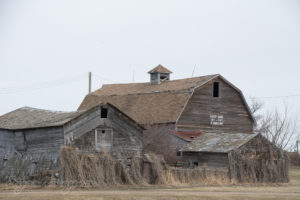 Rowley Alberta Old barn