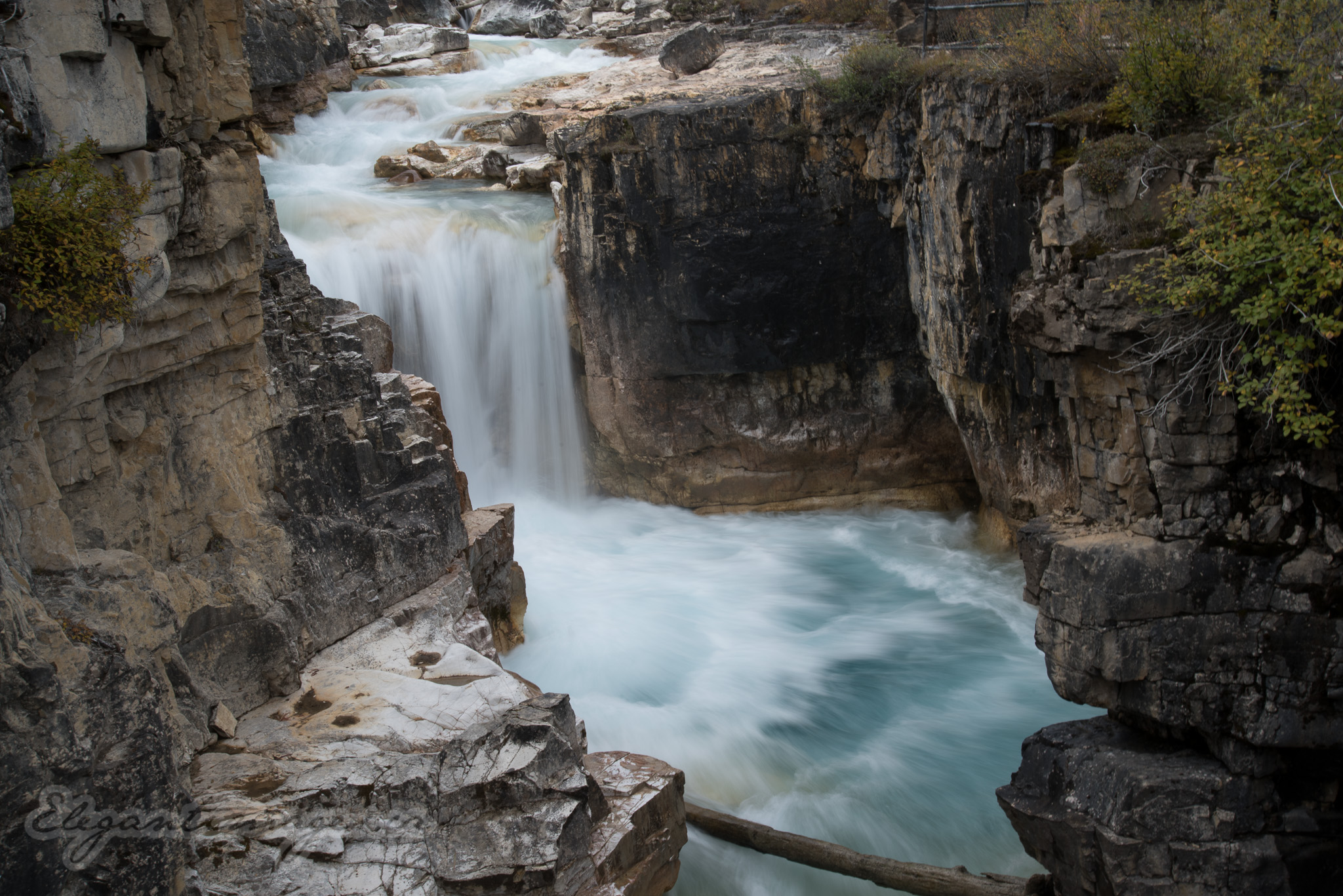 Marble Canyon Waterfalls